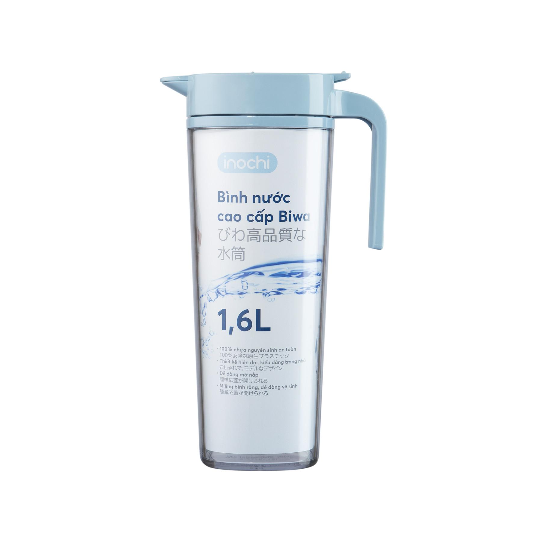 Bình đựng nước cao cấp Biwa - (1,6L)