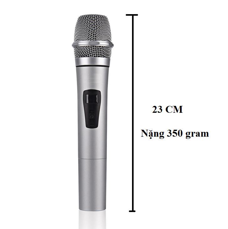 Micro XINGMA k3 Karaoke Không Dây cho Âm Li Loa Kẹo kéo PF128
