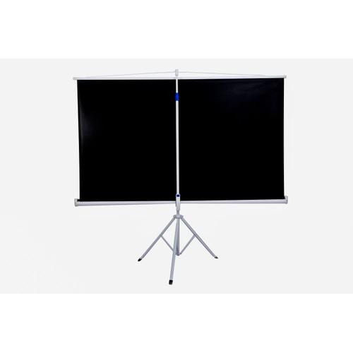 Màn chiếu 3 chân 1m25 x 1m25 ( 71 inch ) - Hàng Chính Hãng