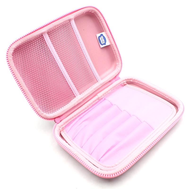 Hộp Bút Eva Lớp Học Mật Ngữ Pink Teenie Weenies A-BV10103