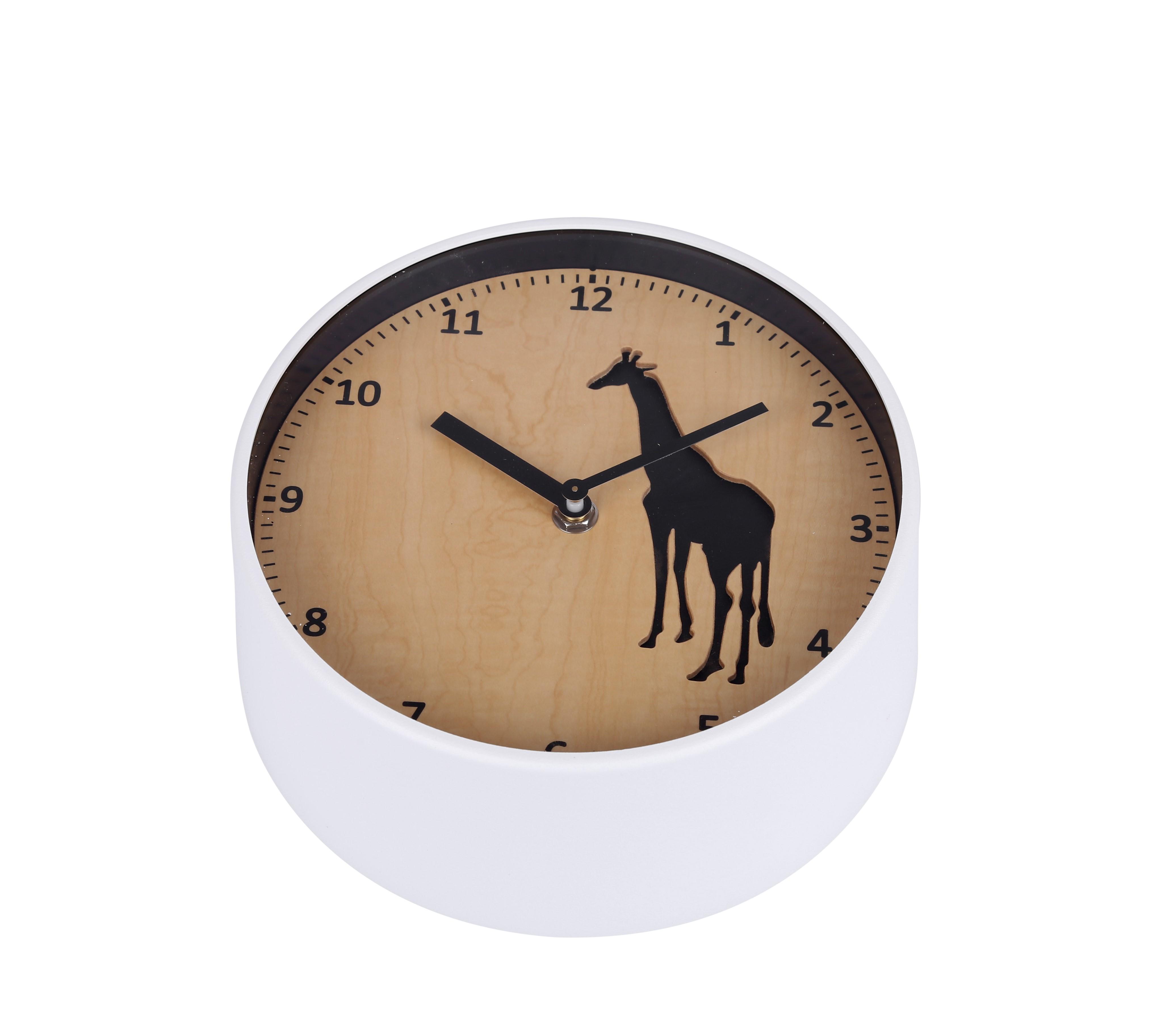Đồng hồ treo tường Monote Rachel hình hươu cao cổ 22cm