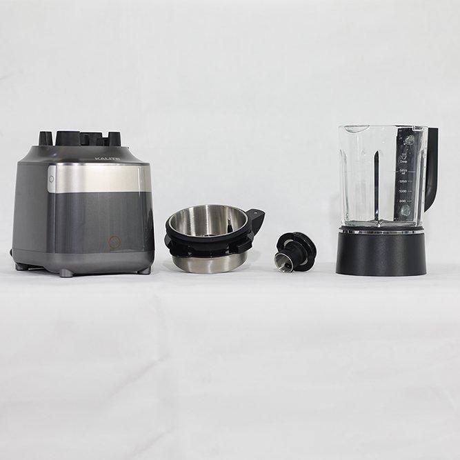 Máy làm sữa hạt đa năng Kalite Pro 900, tổng công suất 2700W, dung tích 1.75L, công nghệ cảm biến chống trào