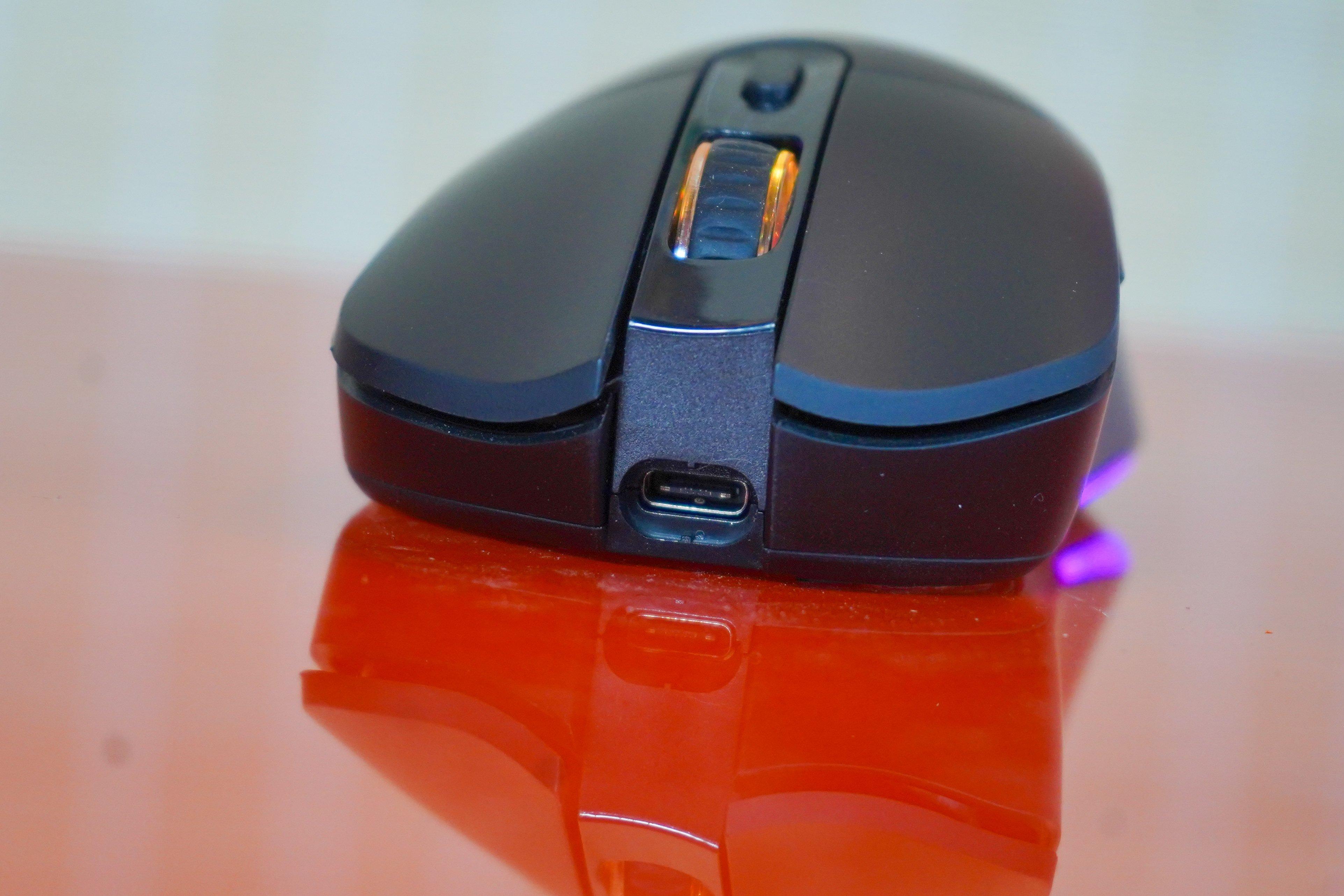 Chuột chơi game không dây E-Dra EM622W - Hàng chính hãng