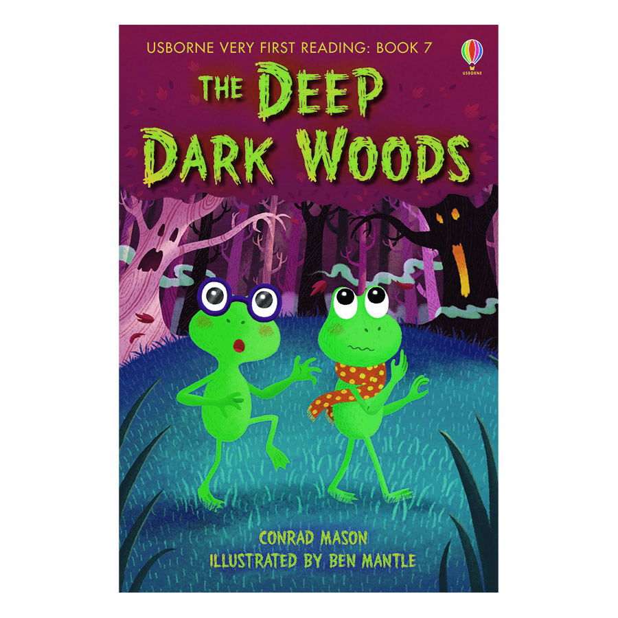 Usborne Very First Reading: 7. The Deep Dark Woods