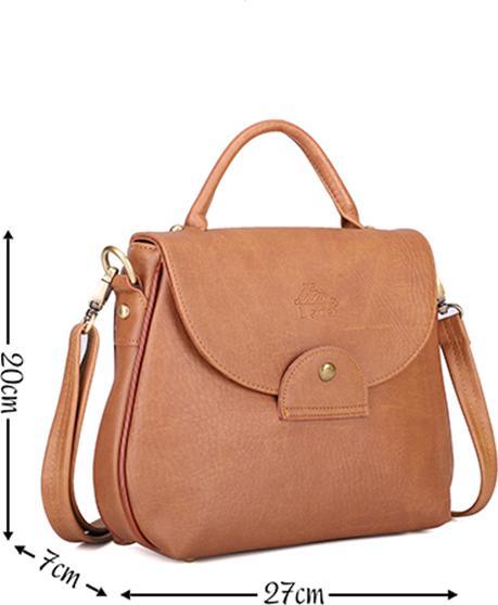 Túi đeo chéo thời trang nữ LATA HN63