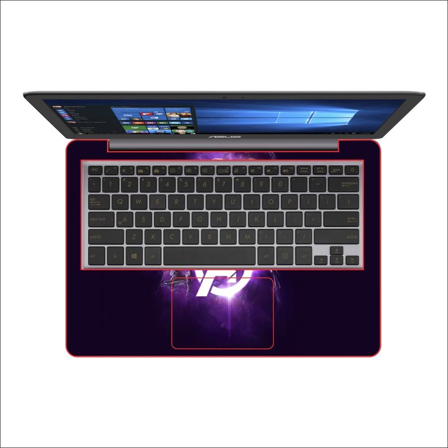 Mẫu Dán Decal Laptop Mẫu Dán Decal Laptop Cinema - DCLTPR 262