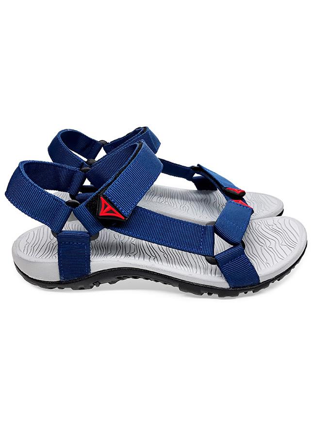 Sandal quai hậu nam Việt Thủy kiểu dáng thời trang (xanh dương) - VT1147