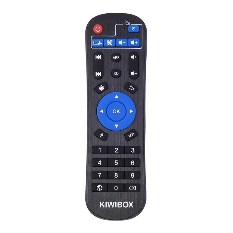 Android TV box Kiwi Box S10 PRO CHÍNH HÃNG tặng kèm pin và dây HDMI