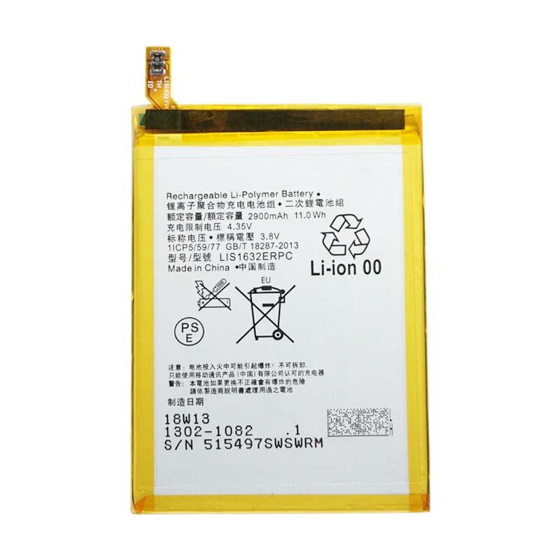 Pin dành cho Sony Xperia XZ Dual F8332 F8331 2900mAh