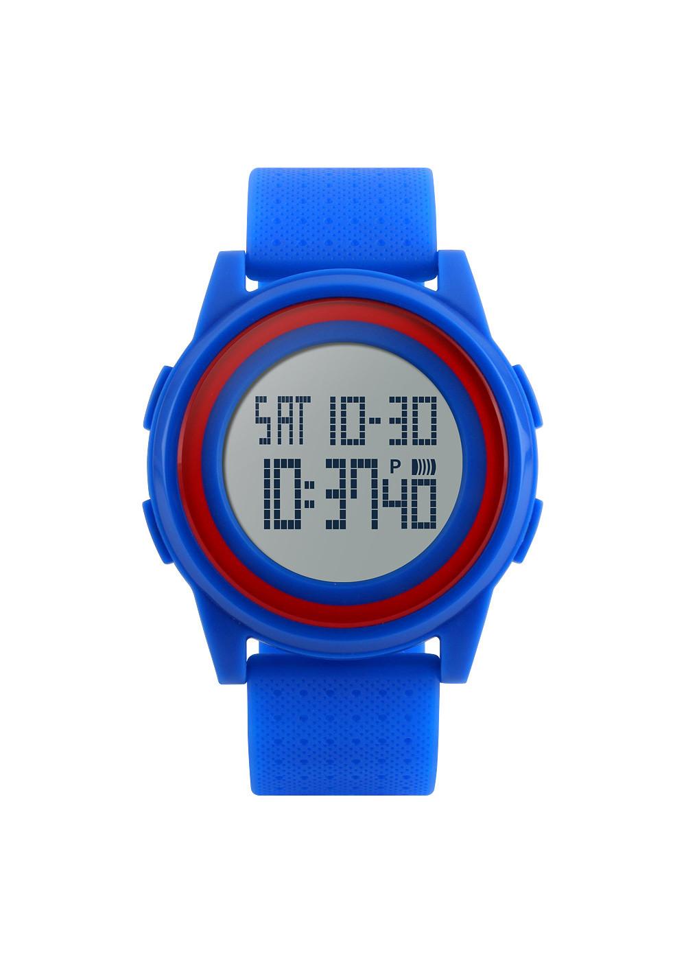 Đồng hồ đeo tay Skmei - 1206BU-Hàng Chính Hãng