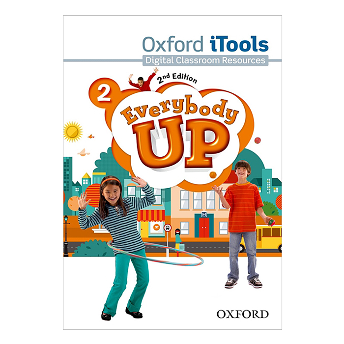 Everybody Up (2E) 2 Student Book