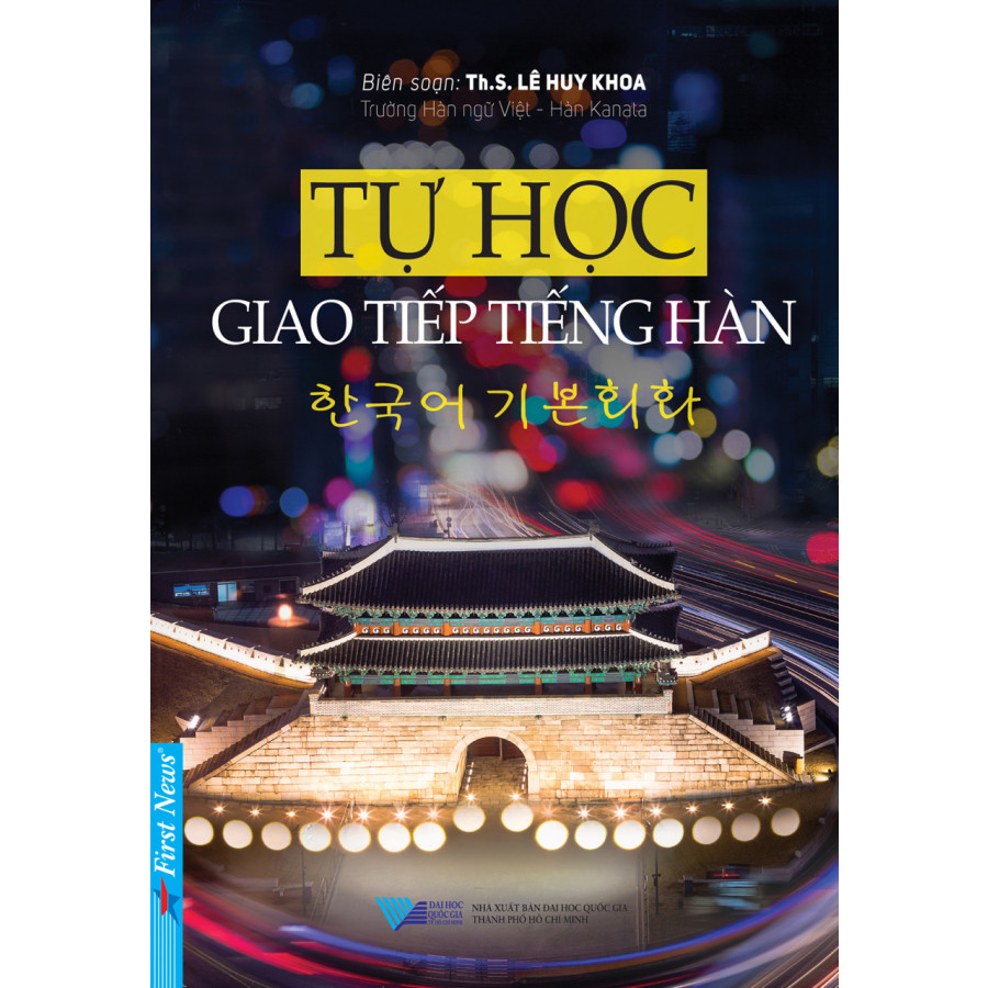 Tự Học Giao Tiếp Tiếng Hàn (tái bản 2018)