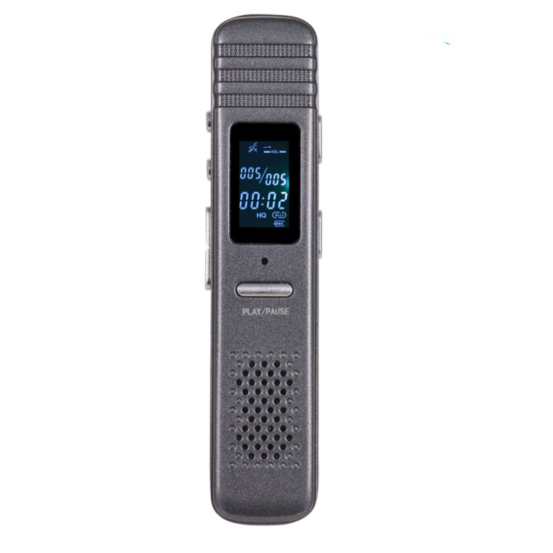Máy Ghi Âm Chuyên Nghiệp GA806 Bộ Nhớ Trong 8GB Cao Cấp AZONE