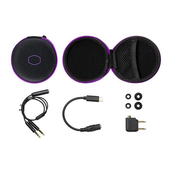 Tai nghe Cooler Master MH710 Focus FX 2.0 - Hàng chính hãng