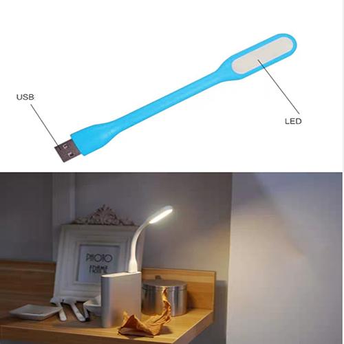 Đèn Led DT11 cắm usb dành cho máy tính, đèn led đọc sách, đọc báo ( Giao màu ngẫu nhiên )