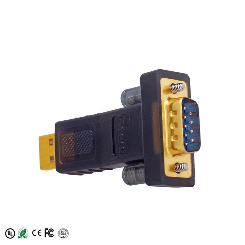 Đầu chuyển USB to RS232  Dtech DT-5001a - Hàng Nhập Khẩu
