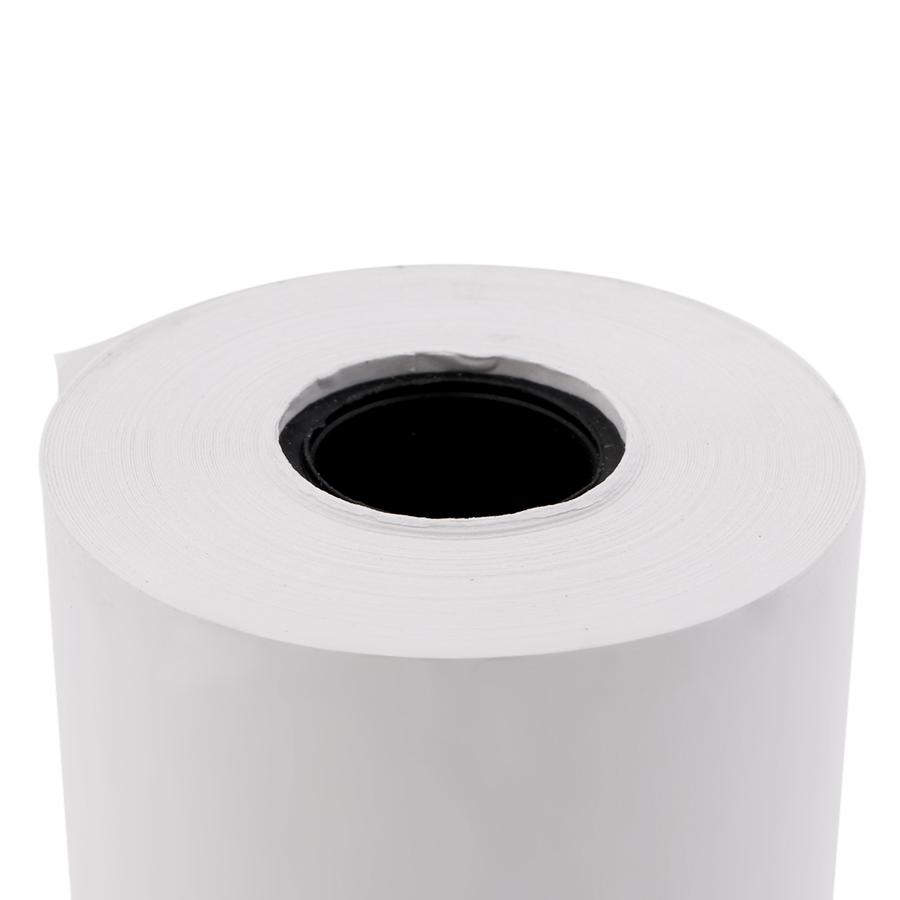 Bộ 10 Cuộn Giấy In Nhiệt Hansol K80 (Đường Kính 45mm)