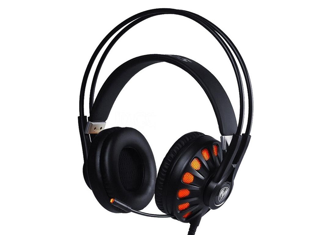 Tai nghe chụp tai chuyên Game Somic G932N 7.1 - Hàng Nhập Khẩu