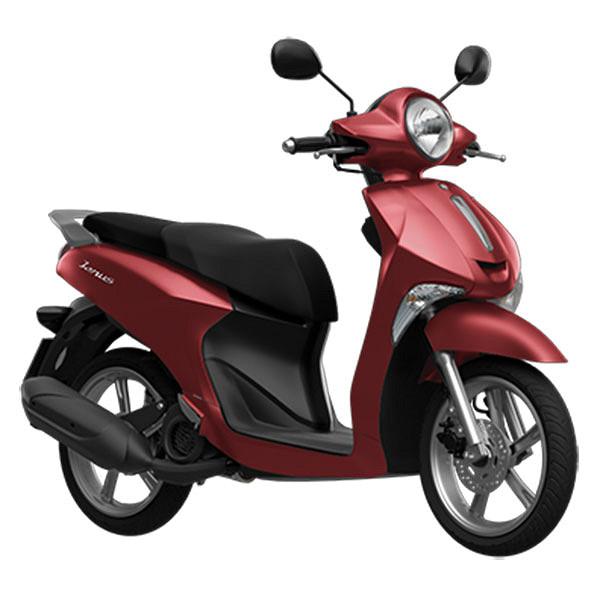 Xe Máy Yamaha Janus Standard 2018 - Đỏ