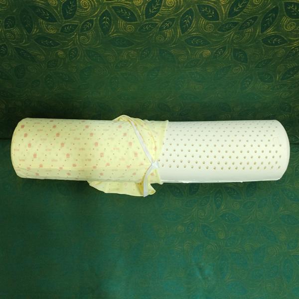 Gối ôm cao su Bolster Vạn Thành 20x100cm - An toàn với sức khỏe người sử dụng - Dẻo dai và đàn hồi tốt - Thoáng khí - Độ bền cao