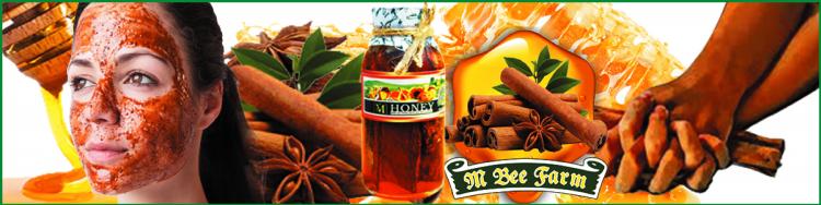 Mật ong rừng ngâm Nhục Quế M Honey - Hỗ trợ tim mạch, chức năng não bộ và sinh lý - 100ml 2