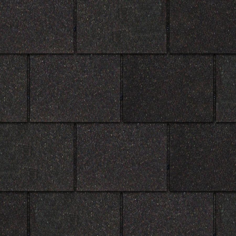 Tấm lợp bitum CANA đồng phẳng dark brown tấm dán phủ đá tự nhiên tấm lợp dẻo nhẹ phủ mái bê tông nhà phố, biệt thự, nhà gỗ, nhà tiền chế