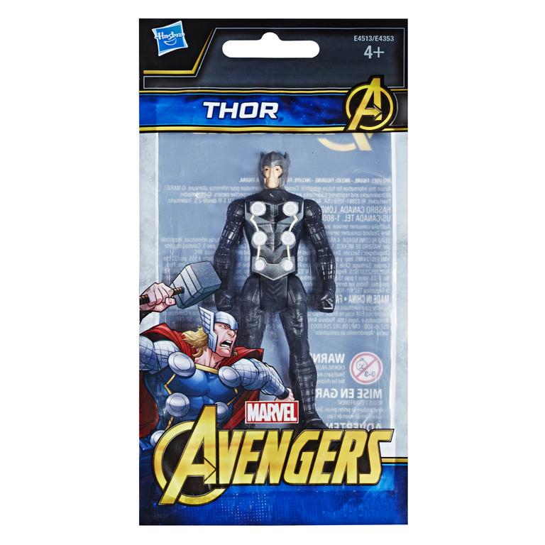 Đồ Chơi AVENGERS Mô Hình Thor 9.5Cm E4513/E4353