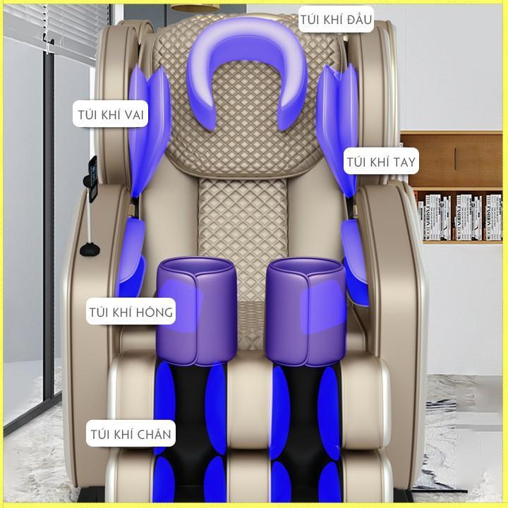 Ghế Massage toàn thân - Máy mát xa toàn thân cao cấp