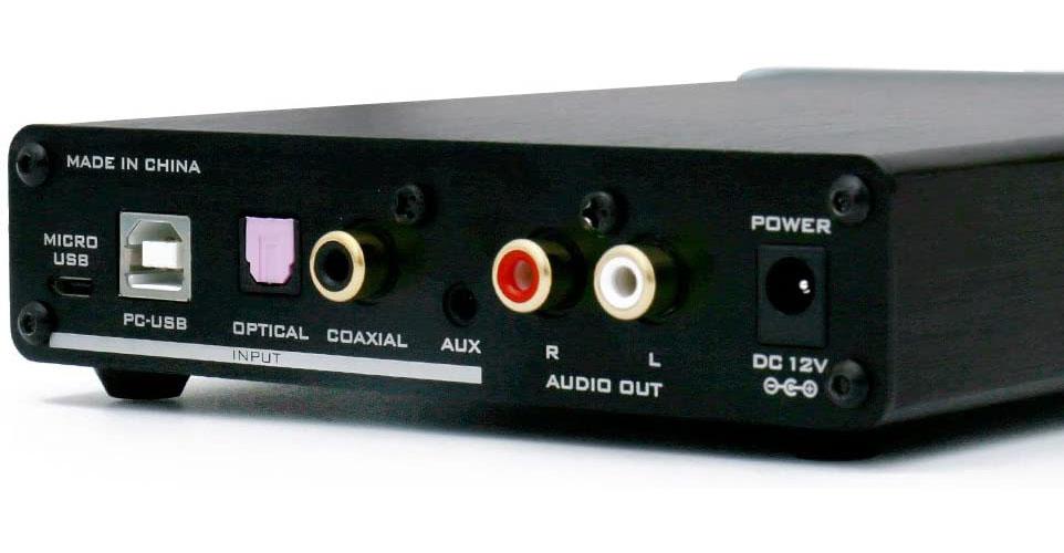 Đầu giải mã âm thanh cao cấp DAC X7 - Hàng Chính Hãng
