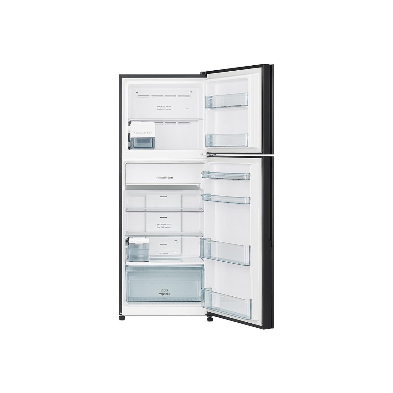 Tủ lạnh Hitachi Inverter 349 lít R-FVY480PGV0(GMG) Model 2020 -Hàng chính hãng (chỉ giao HCM)