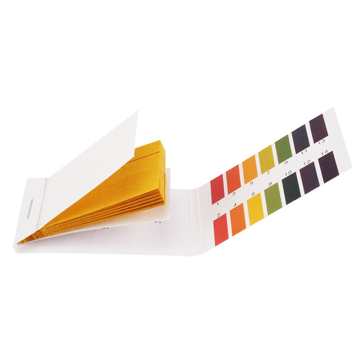 Combo 5 tệp giấy quỳ tím