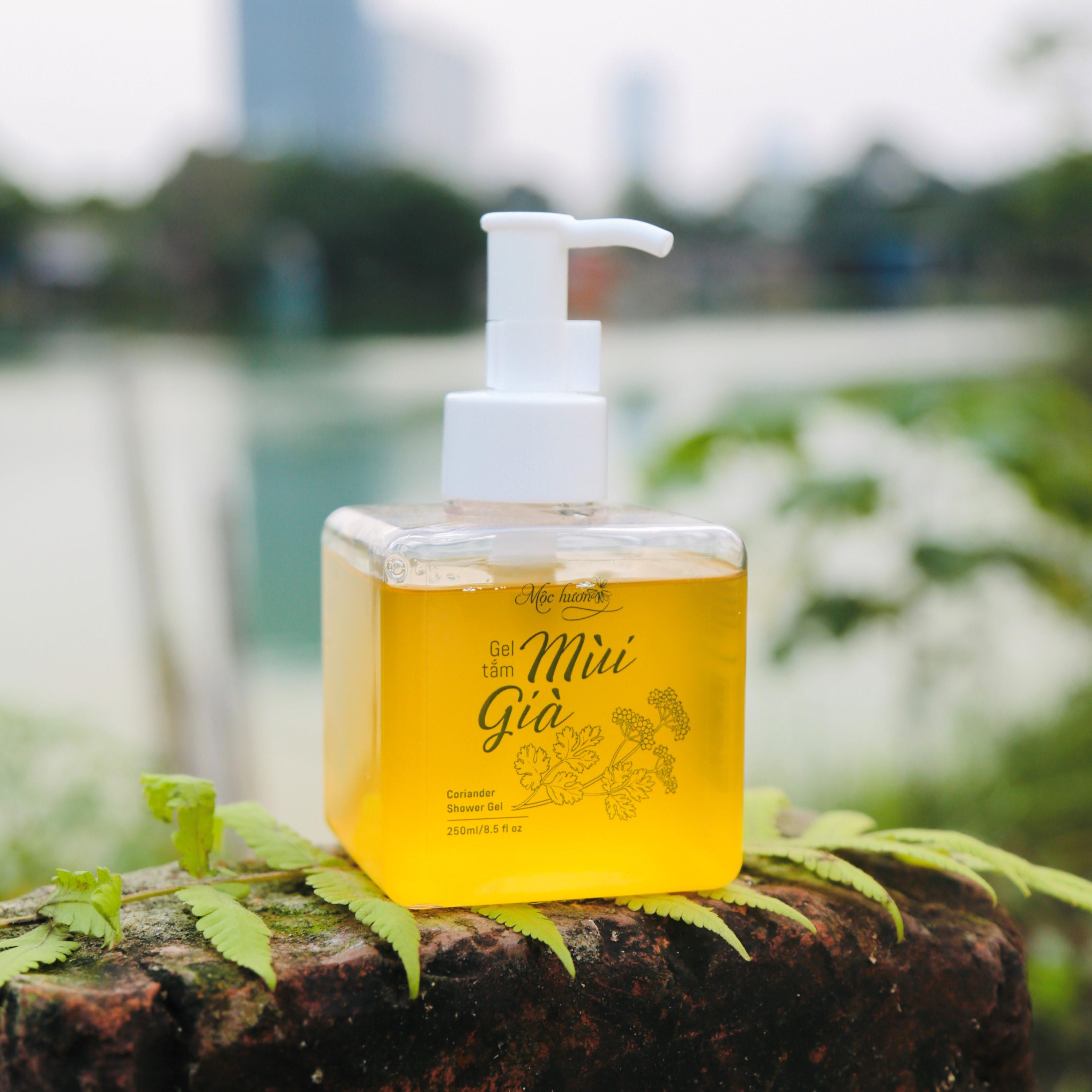 Gel tắm Mùi già Mộc Hương