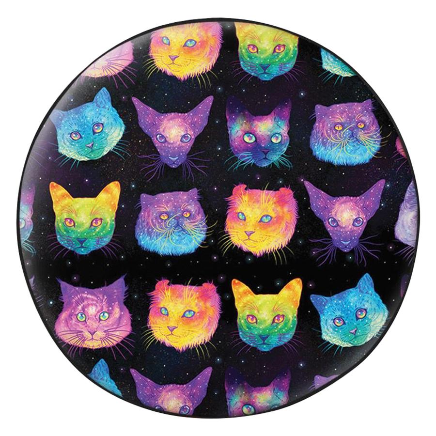 Gối Ôm Tròn Mèo Ngân Hà GOHT075