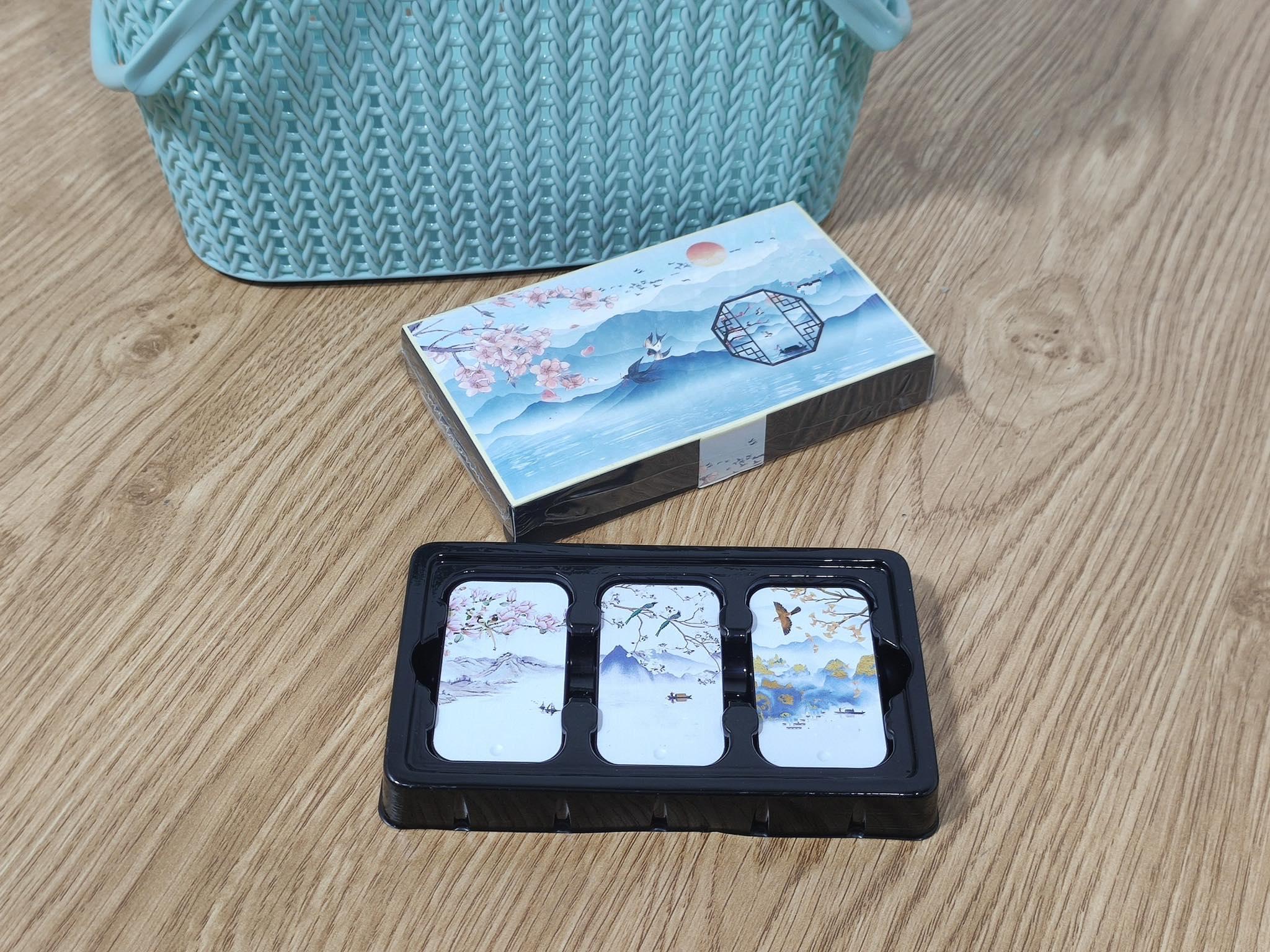 Set 3 hộp nước hoa khô dạng sáp