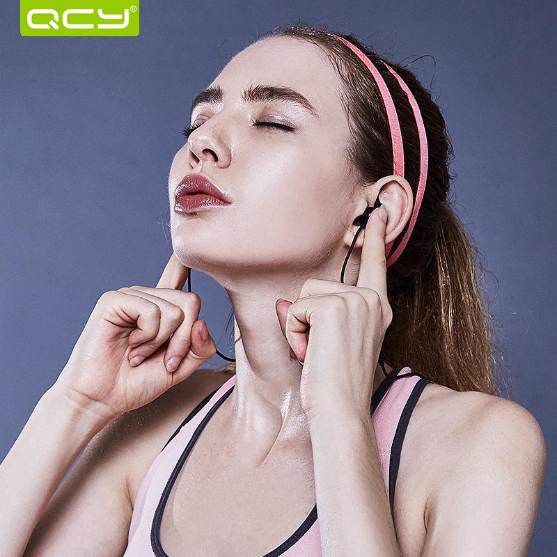 Tai nghe bluetooth  QCY QY19 Sport Brand Bluetooth 5.0 - Hàng Chính Hãng