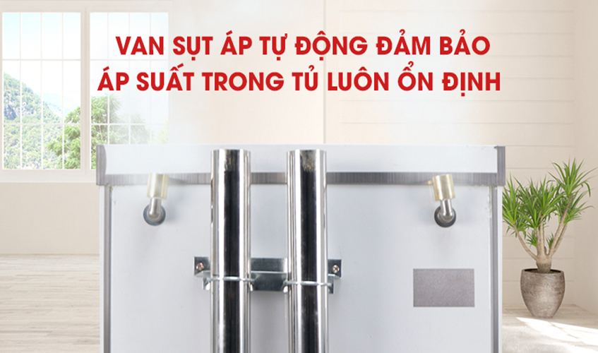 Tủ Hấp Giò Chả, Thực Phẩm 30 Kg Bằng Điện Gas 6 Khay Nhập Khẩu NEWSUN