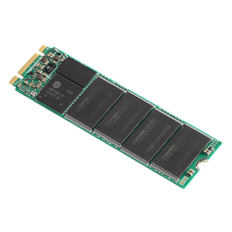 Ổ Cứng Plextor PX-256M8VG 256GB Chuẩn M.2 Sata Nand TLC - Hàng Chính Hãng