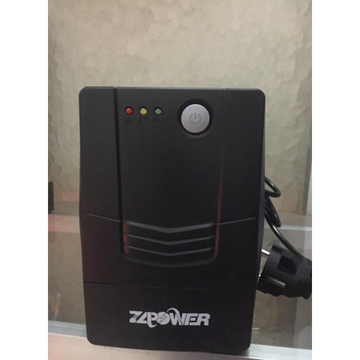 Bộ lự điện UPS ZLPOWER 650VA( Hàng chính hãng)