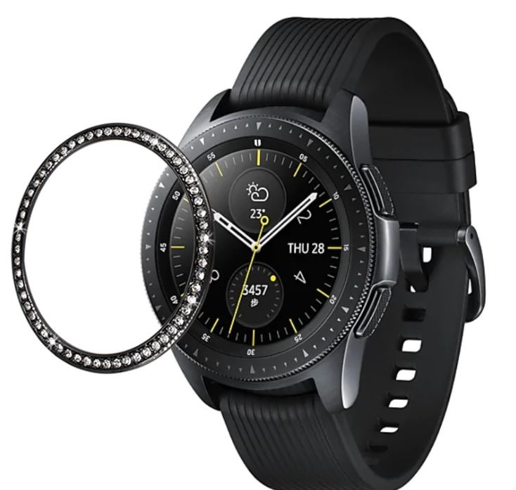 Ốp viền Kim Cương bảo vệ cho Galaxy Watch 42mm