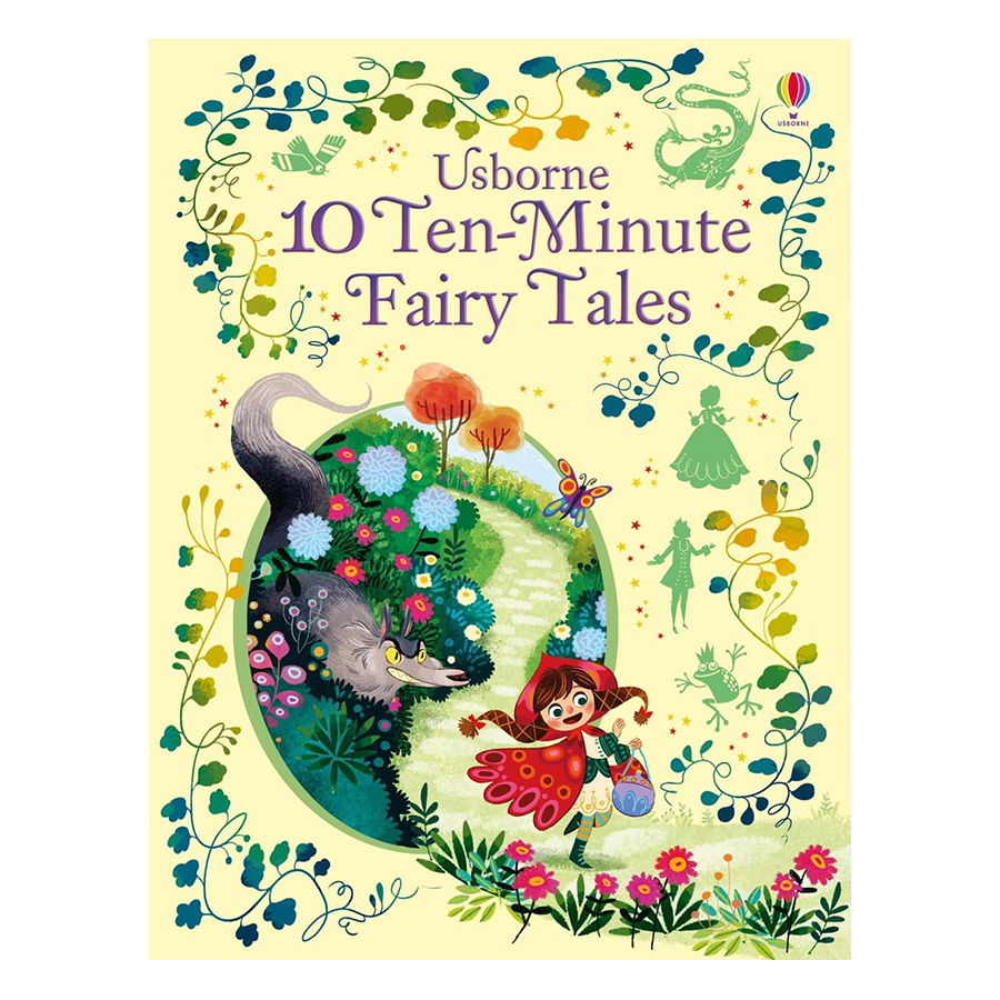 Usborne 10 Ten-Minute Fairy Tales