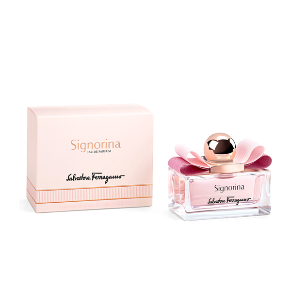 Nước Hoa Nữ Salvatore Ferragamo Signorina - Eau De Parfum (50ml)