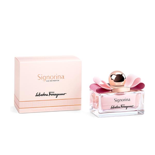 Nước Hoa Nữ Salvatore Ferragamo Signorina - Eau De Parfum (100ml)