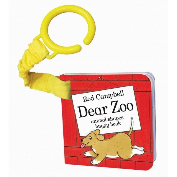 Dear Zoo - Thân gửi sở thú (A animal shapes buggy book based on Rod Campbell's classic DEAR ZOO)