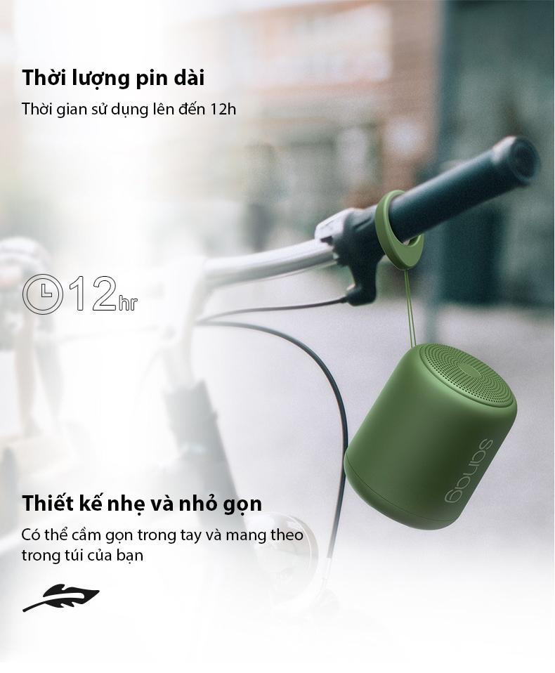 Loa Bluetooth Sanag X6 - Hàng nhập khẩu