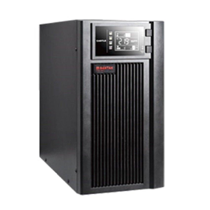 Bộ lưu điện 1KVA UPS Santak Online C1KS (LCD)- Hàng Chính Hãng