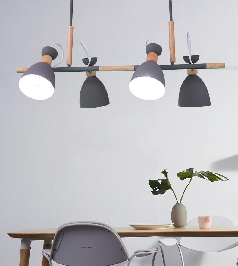 Đèn thả OLIVER trang trí nội thất sang trọng, hiện đại - kèm bóng LED chuyên dụng.