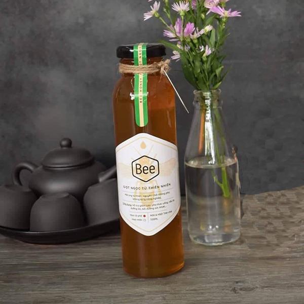 Mật ong hoa cà phê BEE - Chai 320ml