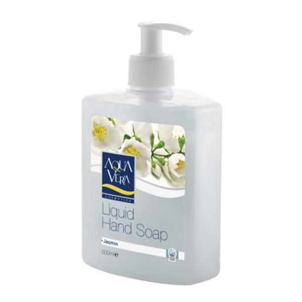 Nước rửa tay Aquavera dưỡng chất hoa nhài