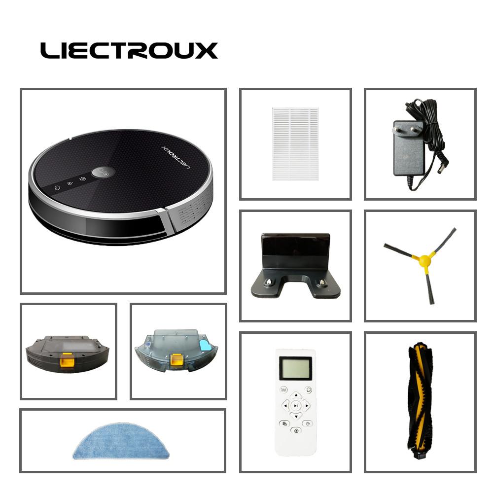 Dây sạc - Phụ kiên Robot hút bụi Liectroux C30B - Hàng chính hãng