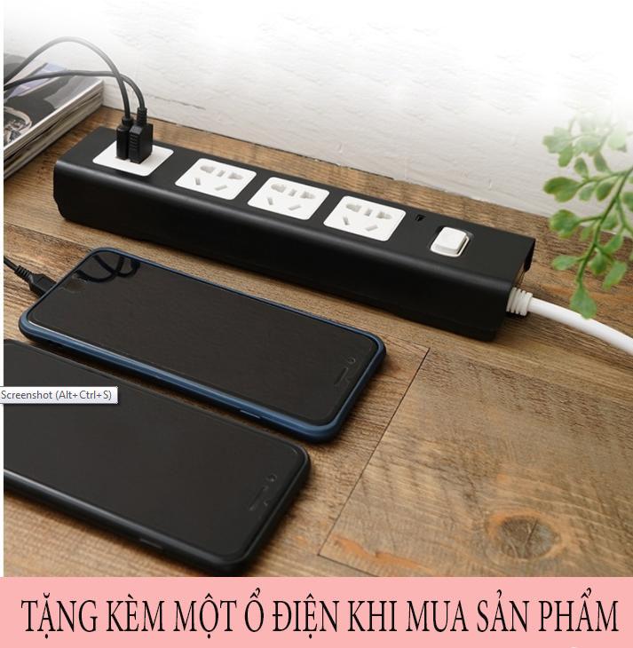 Máy hút bụi Deerma  DX920 ( tặng kèm 1 ổ điện USB ) hàng nhập khẩu